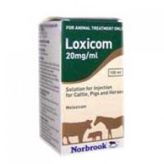 Loxicom 20mg/ml Injection