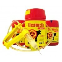 Closamectin Injection for Cattle/Sheep