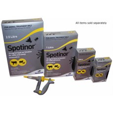 Spotinor 10mg/ml Spot On Solution