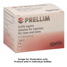 Prellim 0.075 mg/ml Injection 20ml