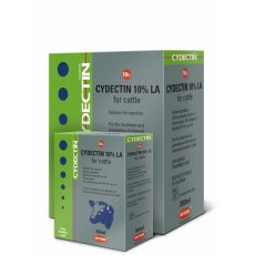 Cydectin 10% LA Injection for cattle