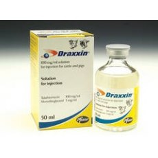 Draxxin 100mg/ml Injection