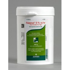 Flubenol 5% Oral Powder 600g