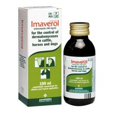 Imaverol 100mg/ml Cutaneous Imulsion 100ml