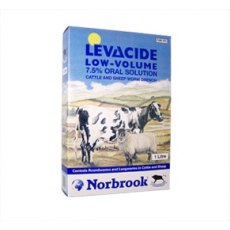 Levacide Low Volume 7.5% Oral Solution
