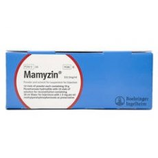 Mamyzin Injection 10g x 10 pack