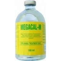 Megacal M Injection 100ml x 12 pack