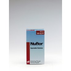 Nuflor 300mg/ml Injection