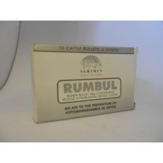 Rumbul Rumen Bullets Cattle 10 pack