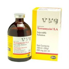 Terramycin LA 200mg/ml Injection 100ml