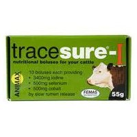 Tracesure I Cattle 55g 10 pack