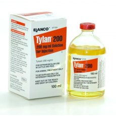 Tylan 200 Injection 100ml