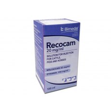 Recocam 20mg/ml Injection 100ml