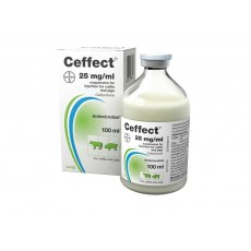 Ceffect 2.5% Injection 100ml