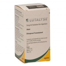 Lutalyse 5 mg/ml Injection 30ml