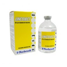 Lincoject 10% Injection 100ml