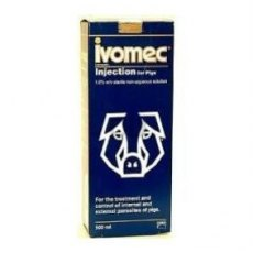 Ivomec Injection for Pigs 500ml