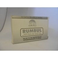Rumbul Rumen Bullet Sheep and Calf 20 pack