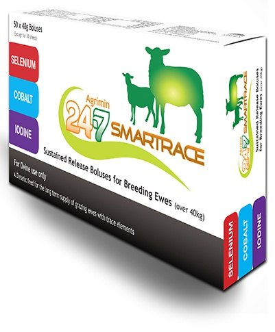 Agrimin Agrimin 24-7 Smartrace Adult Sheep 50 pack