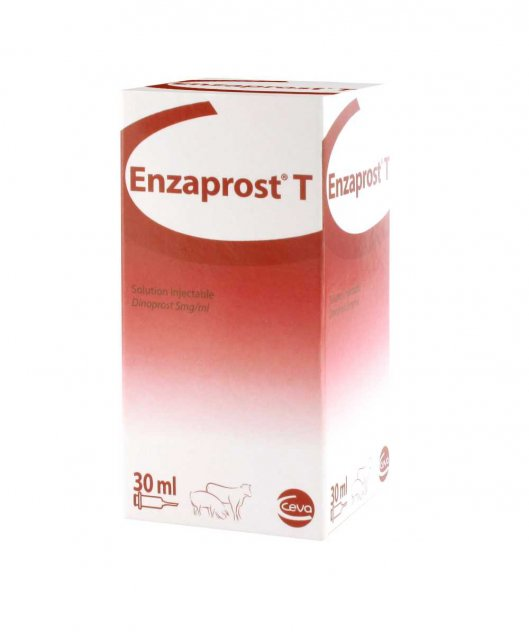 CEVA Enzaprost 5 mg/ml Injection 30ml