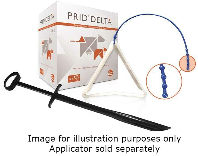 Prid Delta Grip Tail Applicator